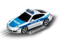 2009: Carrera D132 Porsche 911 Polizei
