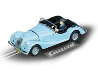 2009: Carrera D132 Morgan Plus 8 hellblau