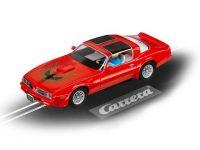 2009: Carrera D132 Pontiac Firebird Trans Am 1977 rot