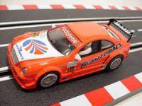 2004: Carrera PROFI (1:40) Mercedes-Benz CLK-DTM Persson Motor
