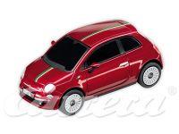 2009: Carrera GO!!! Fiat 500 rot