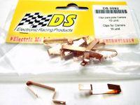 DS Bahnanschluß Powerclips für die Carreraschiene 10 oder 50 Stc