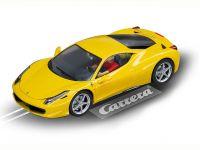 2010: Carrera D132 Ferrari 458 Italia, gelb