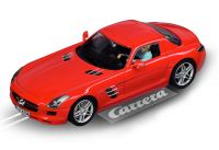 2010: Carrera D132 Mercedes SLS AMG Coupe, rot