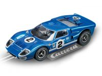 2010: Carrera D124 Ford GT40  MkII Sebring 1966, No.2