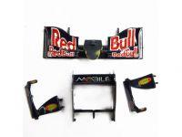 Carrera EVO/D132 Kleinteile Red Bull RB5 Sebastian Vettel No.15