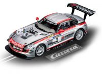 2011: Carrera D132 Mercedes-Benz SLS AMG GT3 Black Falcon
