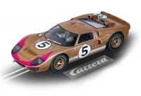 2011: Carrera D124 Ford GT40  MkII No. 5, 1966
