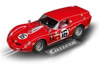 2011: Carrera D124 Ferrari 250 GT Berlinetta rot
