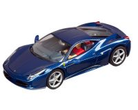 2011: Carrera EVO Ferrari 458 Italia blau