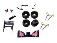 Carrera GO!!!/D143 Ersatzteilset Red Bull RB7 Sebastian Vettel N