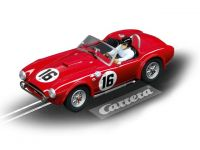 2012: Carrera D132 1963 Shelby Cobra 289 Sebring 12h No.16