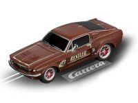 2012: Carrera GO!!! Ford Mustang 67 Custom 2