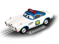 2012: Carrera GO!!! Disney Cars 2 Security Finn McMissile