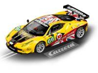 2012: Carrera EVO Ferrari 458 GT2 JMW Motorsports No. 66, 20