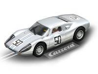 2013: Carrera D132 Porsche 904 Carrera GTS silber 1963 lose