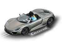 2013: Carrera D132 Porsche 918 Spyder silber 2013 lose