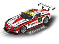 2013: Carrera D124 Mercedes-Benz SLS AMG GT3 Black Falcon No.3,