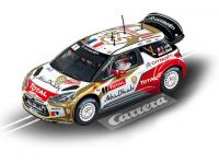 2014: Carrera EVO Citroen DS3 WRC Citroen Total Abu Dhabi, No.1