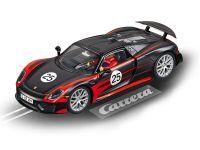 2014: Carrera D132 Porsche 918 Spyder No. 25 schwarz/rot