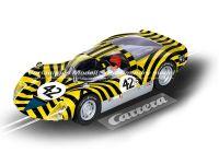 2015: Carrera D124 Porsche Carrera 6, No. 42, 12h Sebring 1967