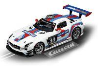 2016: Carrera D124 Mercedes-Benz AMG SLS GT3 , Martini No.33, Hankook 12h Zandvoort