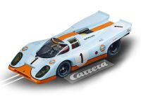 2016: Carrera EVO Porsche 917K Gulf Racing, No.01