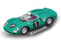 2016: Carrera D132 Ferrari 365 P2, No.01, Winner Kyalami 9h 1965
