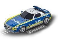 2017: Carrera D132 Mercedes-SLS AMG Polizei