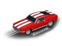 2018: Carrera GO!!! Ford Mustang 67, Racing Red