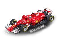2018: Carrera EVO Ferrari SF70H, S. Vettel, No.5