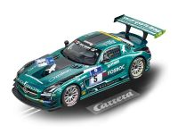 2019: Carrera D124 Mercedes-SLS AMG GT3 Black Falcon, No.5