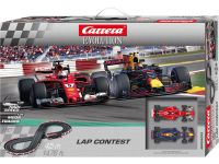 2018: Carrera Evolution Lap Contest F1 Starterset 4,5m Ferrari Red Bull