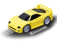 Carrera FIRST Ferrari F40 gelb