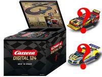 2020: Carrera DIGITAL 124 (auch DIGITAL 132) Mixn Race Volume 3 mit Fahrzeugen nach Wahl !