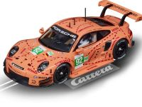 """2021: Carrera EVO Porsche 911 RSR """"Pink Pig Design, No.92"""""""