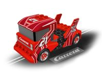 2021: Carrera GO!!! Build n Race - Race Truck red