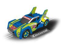 2021: Carrera GO!!! Build n Race - Race Car blue