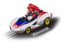 2021: Carrera GO!!! Nintendo Mario Kart - P-Wing - Mario