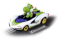 2021: Carrera GO!!! Nintendo Mario Kart - P-Wing - Yoshi