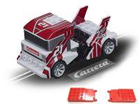 2021: Carrera GO!!! Build n Race - Race Truck white