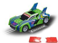 2021: Carrera GO!!! Build n Race - Race Car green