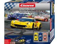 2021: Carrera DIGITAL 132 Spirit of Speed mit 3 Autos