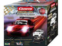 2021: Carrera Digital 124 Adventskalender Porsche 911 RSR Bausatz