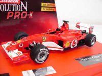 2004: Carrera PRO-X Ferrari F2002 V10 No. 1 Michael Schumacher
