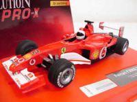 2004: Carrera PRO-X Ferrari F2002 V10 No. 2 Rubens Barrichello