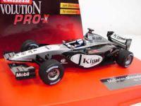 2004: Carrera PRO-X McLaren-Mercedes MP4/17 No.4 Kimi Raikkoenen