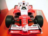2005: Carrera PRO-X Toyota TF105 Livery 2005 No. 16 Jarno Trulli