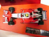 2005: Carrera PRO-X Toyota TF105 Livery 2005 No.17 R. Schumacher