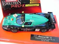 2006: Carrera PRO-X Maserati MC12 Vitaphone Racing Team No.10